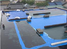 マンション屋上防水工事雨漏り対策